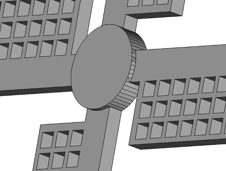 Windmill Indicator 0.5 mm cap