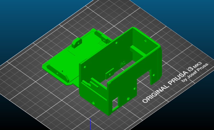 Printing replacement parts for your Prusa 3D printer | Blue