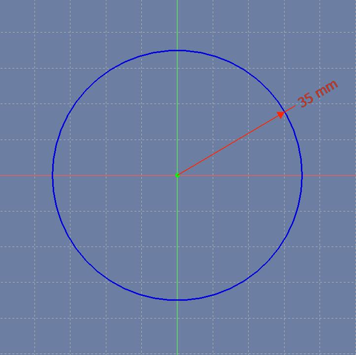 The basic Construction circle